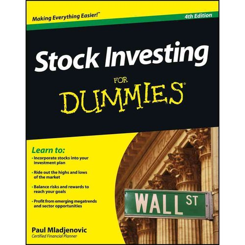 OPTIONS FOR DUMMIES STOCK