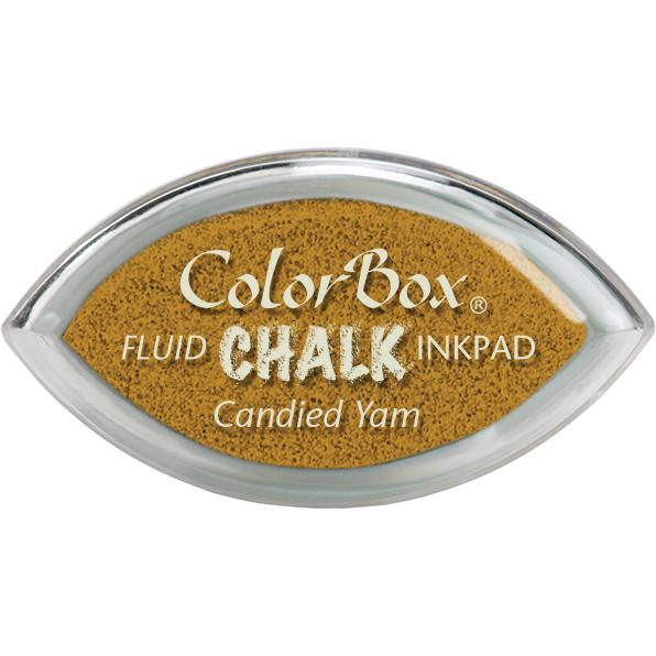 Colorbox Fluid Chalk Cat's Eye Ink Pad-candied Yam