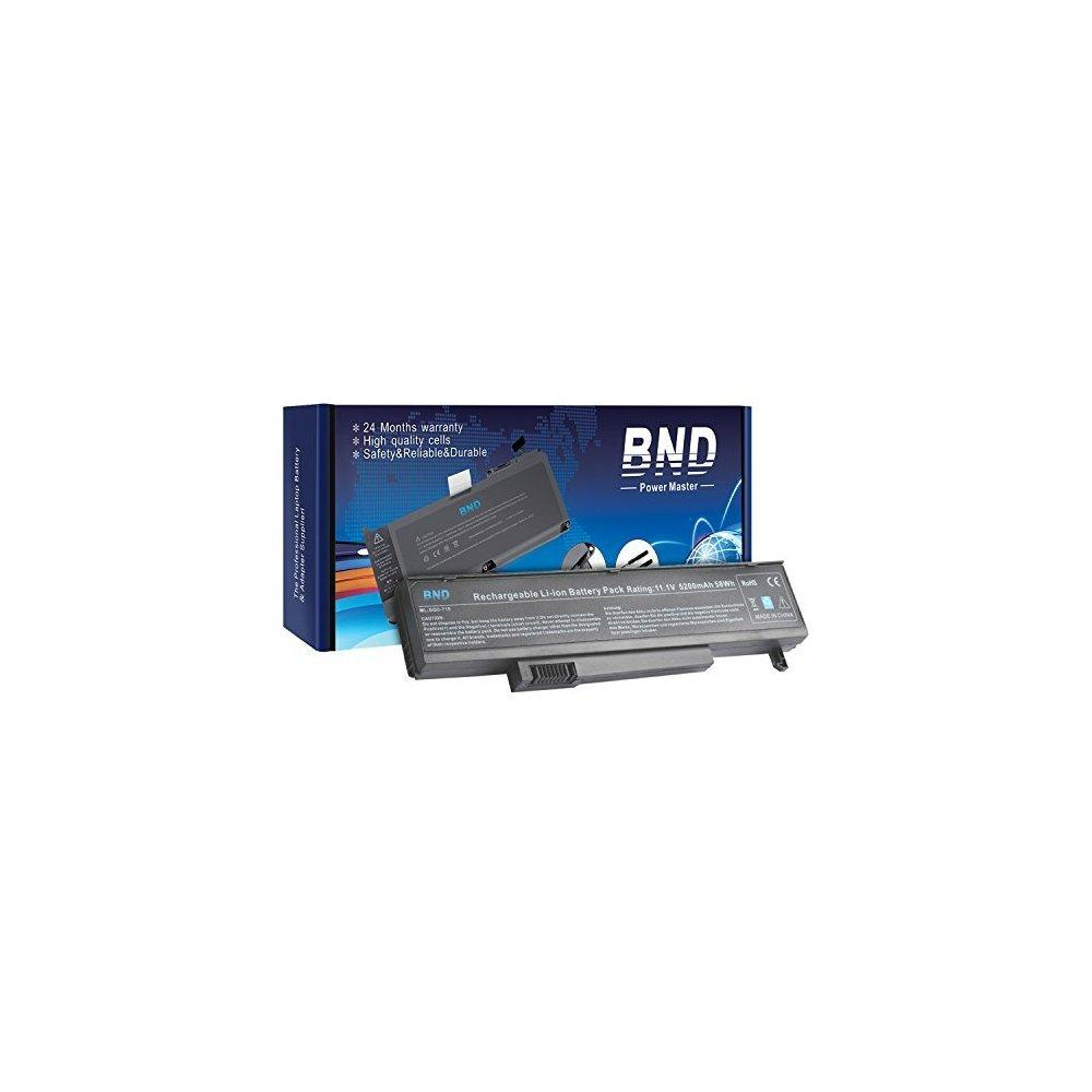 BND Laptop Battery [WITH Samsung CELLS] For Gateway W3504...