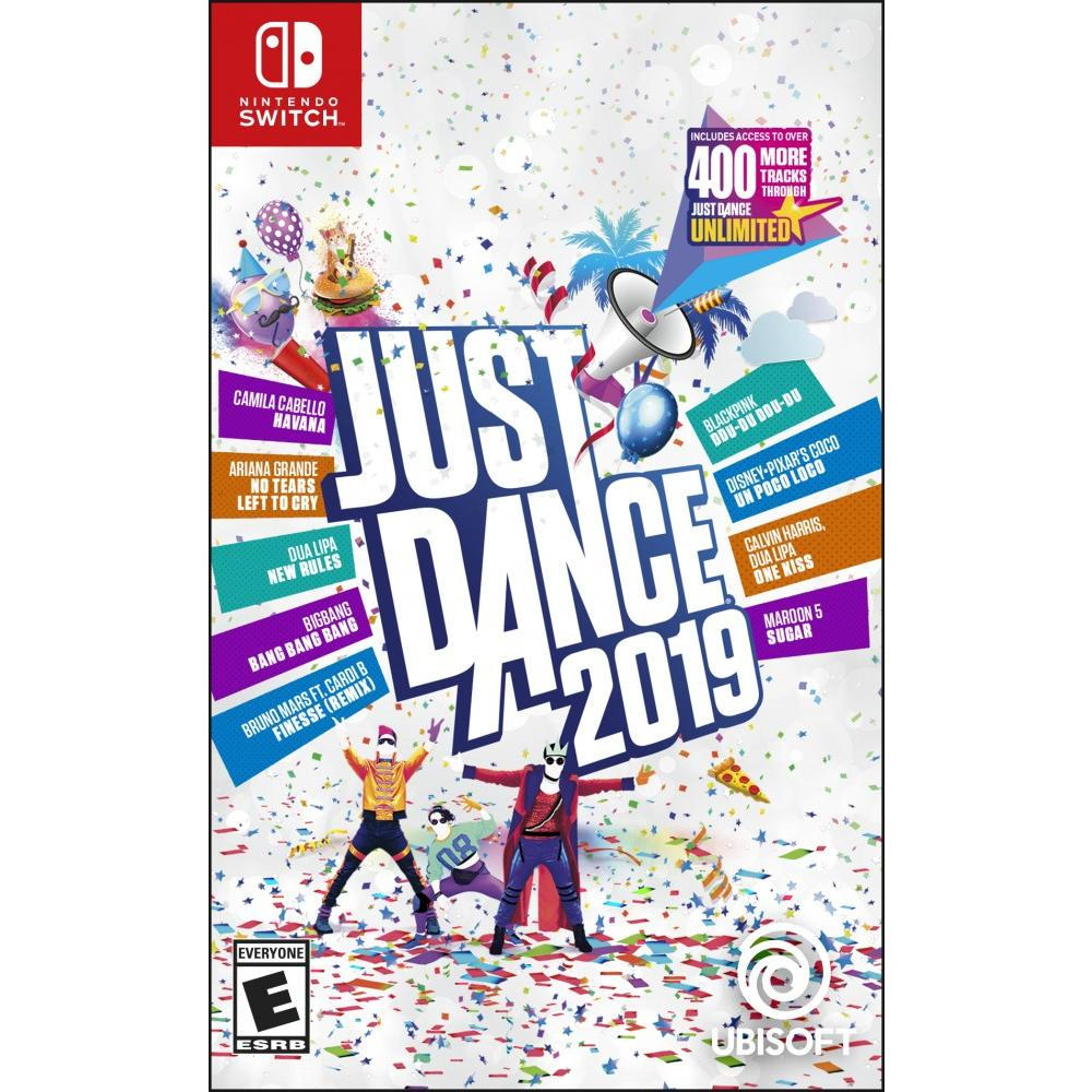 Just Dance 2019 - Nintendo Switch Standard Edition - Walmart com