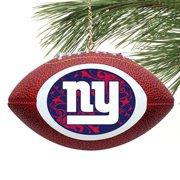 New York Giants Replica Football Ornament - No Size