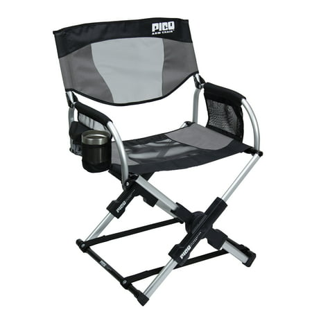 Pico Arm Chair, Mercury Gray (Mercury Lounge)