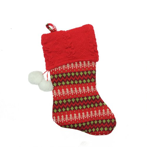Northlight Seasonal Sweater Knit Decorative Christmas Stocking