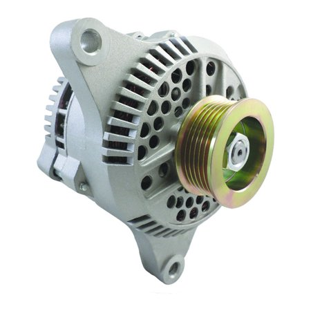 New Replacement 3G Alternator 7775N Fits 95-00 Ford Contour Sedan 2 5 FWD  130Amp