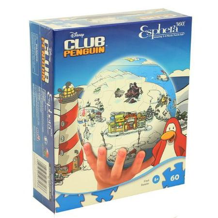 Disney Club Penguin 3D Puzzle by Esphera by Eshpera