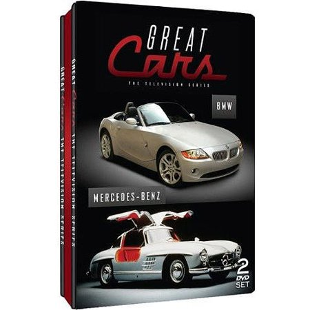 Great Cars: The Television Series - Mercedes-Benz / BMW (Tin Packaging)