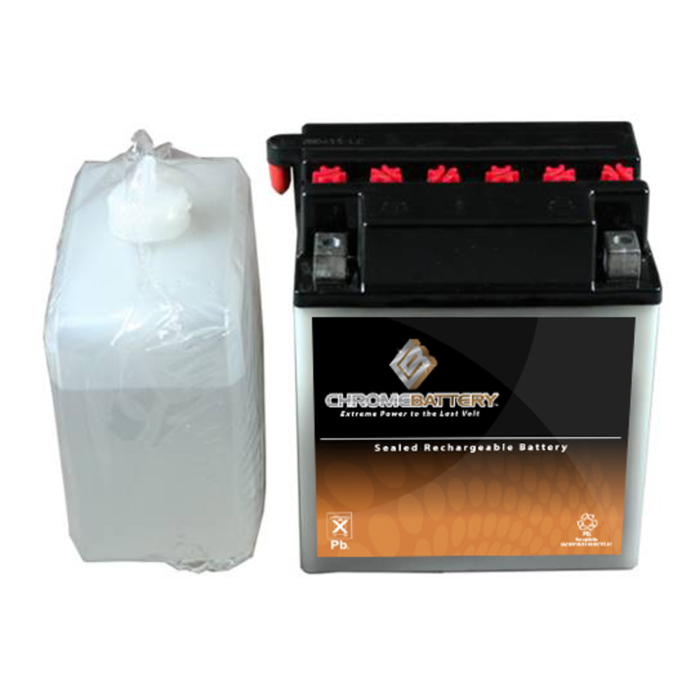 YB16CL-B Jet Ski Battery for KAWASAKI JF650 TS CC 89-'96 by