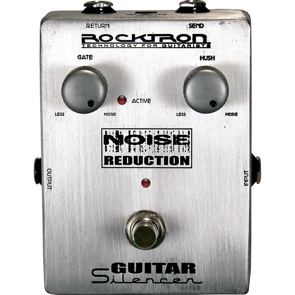 Rocktron Guitar Silencer Noise Reduction Guitar Effects Pedal by Rocktron