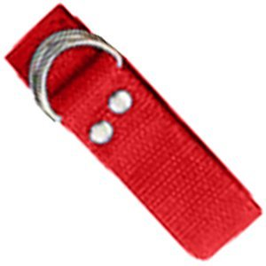 Champion Sports Red Football Belt by Champion Sports