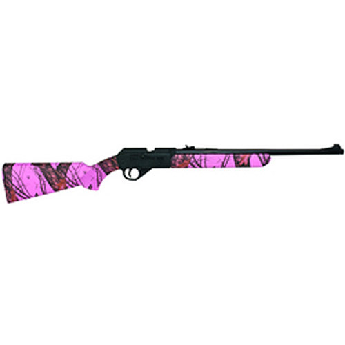 Daisy Powerline Pink Camo Model 35 Multi-Pump Dual-Ammo .177 Caliber BB or Pellet Rifle by Daisy Manufacturing Company