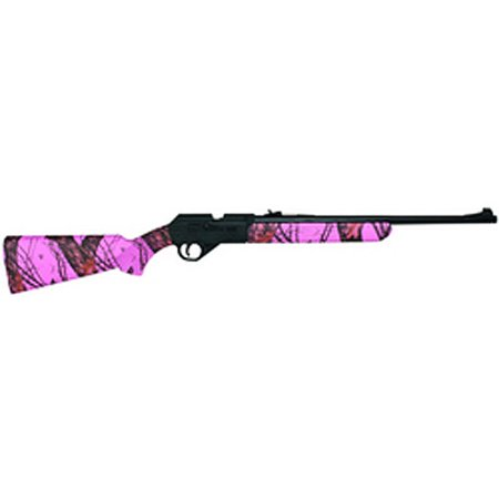 Daisy Powerline Pink Camo Model 35 Air Rifle (Best Spring Airsoft Rifle)