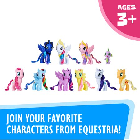 My Little Pony Friendship Is Magic Toys Ultimate Equestria