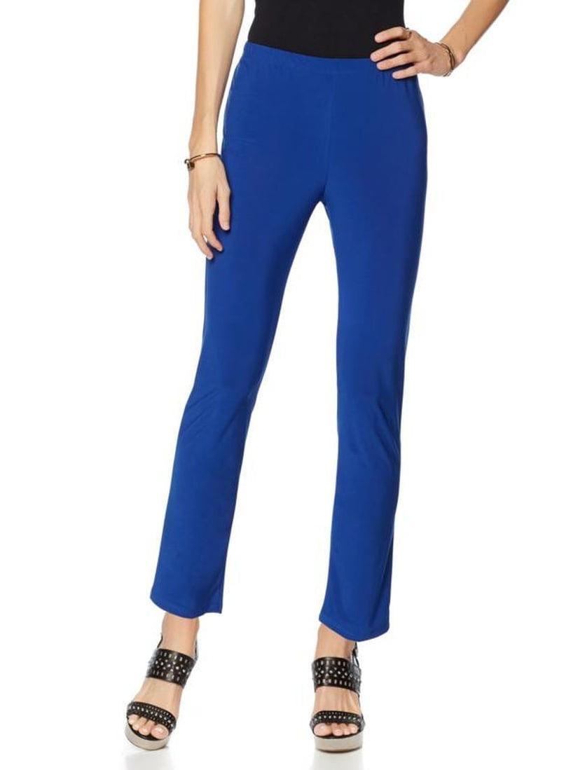 1da77307 Slinky Brand 2pk Solid Knit Skinny Pants 542-449