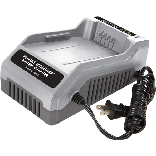 Snow Joe 40-Volt Lithium Ion Battery Charger