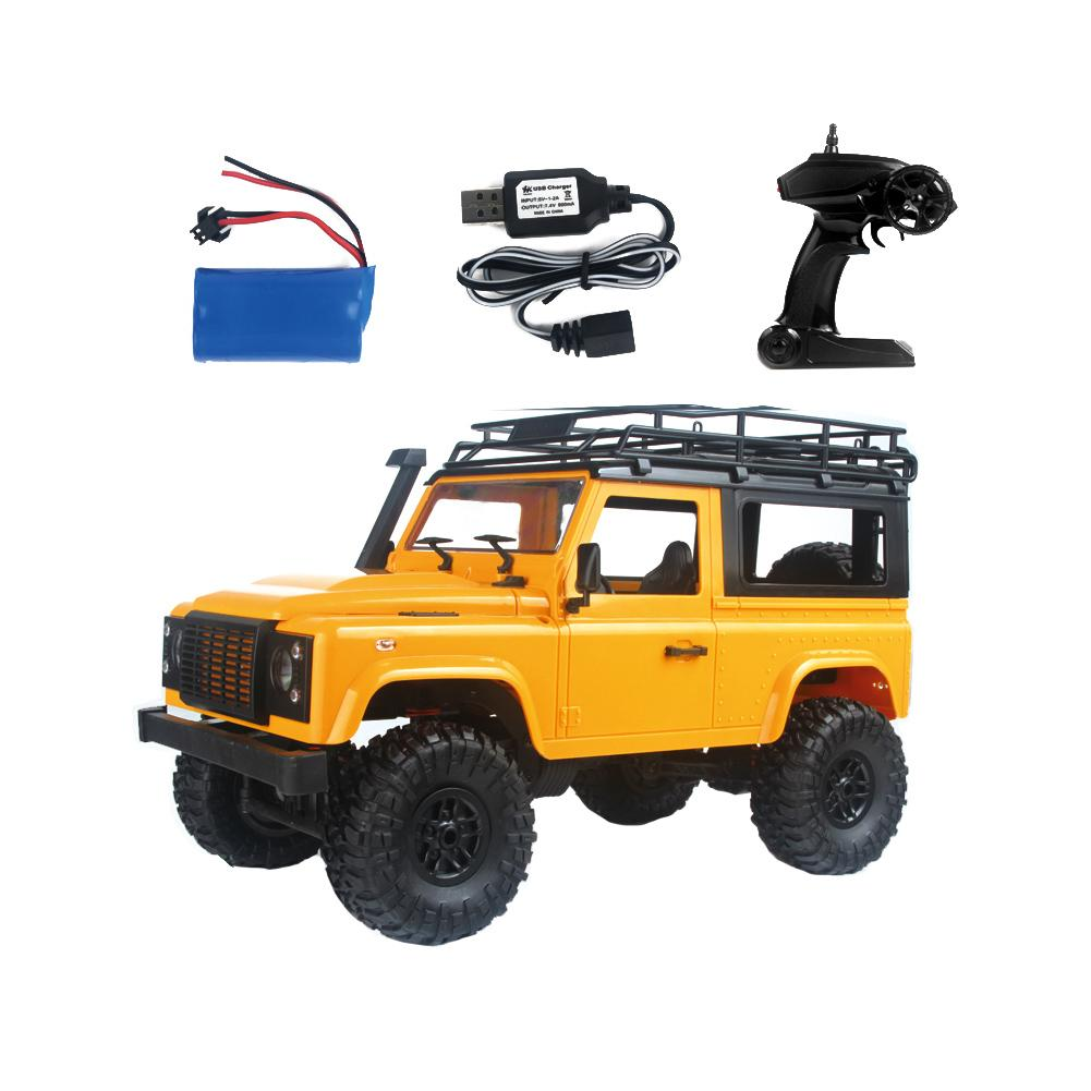 Details about  /MN-40 Brush Motor 2.4G 1:12 4WD 15km//h High Speed Off-road Truck RC Car RTR