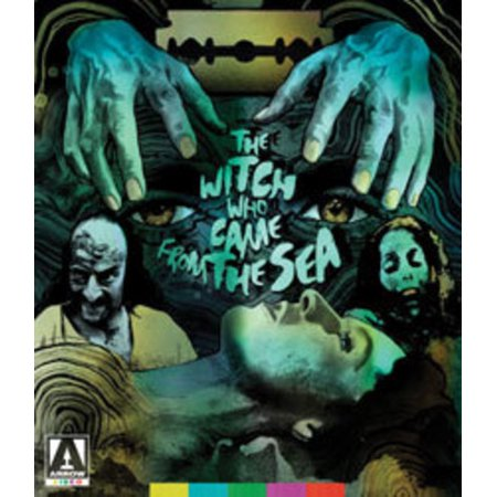 The Witch Who Came From the Sea (Blu-ray) - Who Split The Red Sea