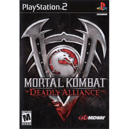 Mortal Kombat: Deadly Alliance - PS2 (Refurbished) (Kitana Mortal Kombat)