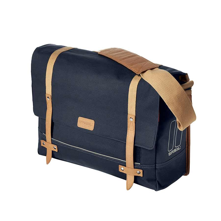 Basil, Portland, Messenger bag, Dark Blue
