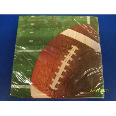 Football Bouquet (All Pro Football Sports Banquet Party Luncheon Napkins)