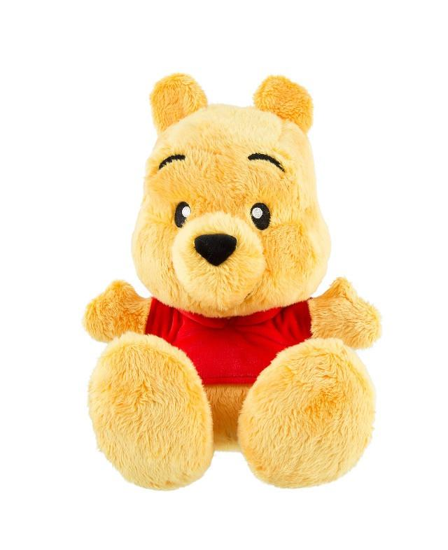 "Disney Parks Winnie The Pooh Big Feet 10"" Plush New with Tag by"