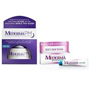 Mederma PM Intensive Overnight Scar Cream Jar & Scar Gel
