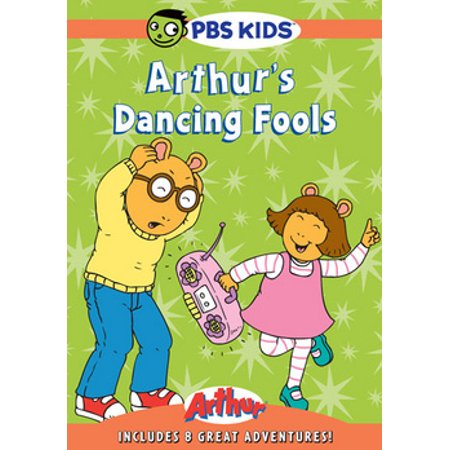 Arthur: Dancing Fools (DVD)](Pbs Arthur Halloween)