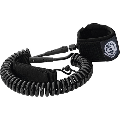 AIRHEAD SUP HD Leash, Black by Kwik Tek, Inc