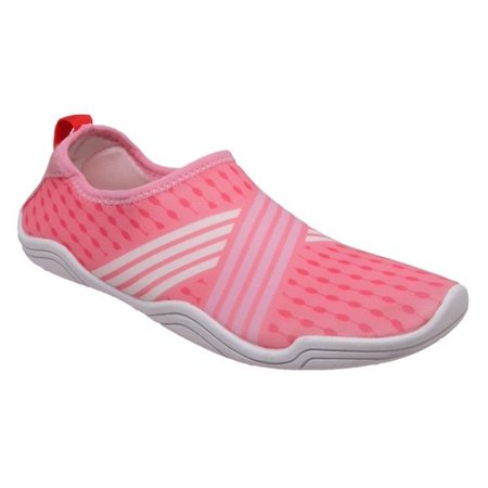 Adtec Women's Rocsoc Water Shoe Mesh Beach Shoe Aqua Shower Pink or Blue