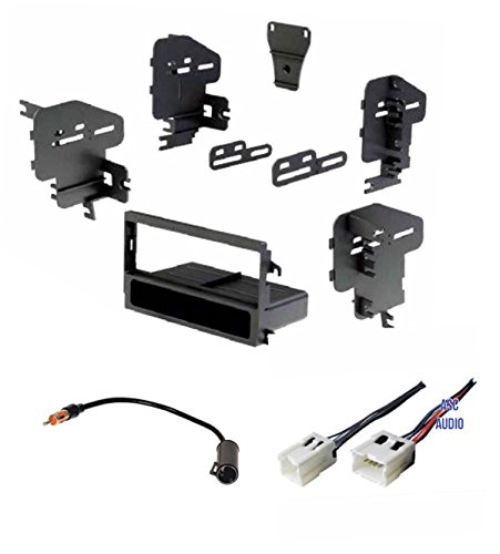 Car Stereo Dash Kit  Wire Harness  And Antenna Adapter For