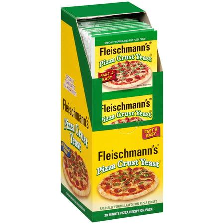 Fleischmann's ® Pizza Crust Yeast 3 ct Package