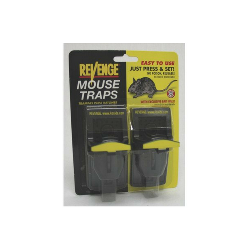 BONIDE PRODUCTS 47080 47080 MOUSE TRAP EZ SET 2PK