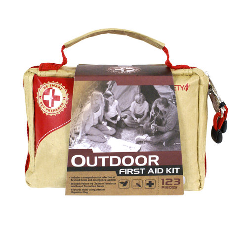 First Aid Kit, 123pc