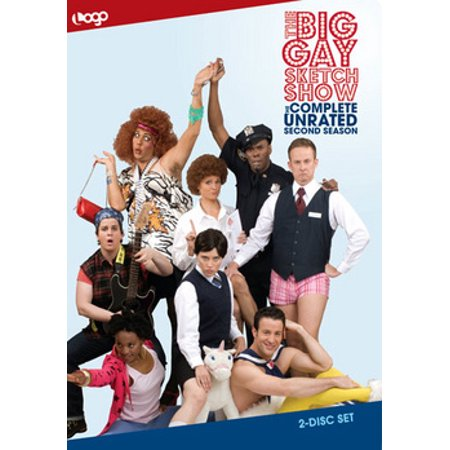 The Big Gay Sketch Show: The Complete Unrated Second Season (Big Gay Sketch Show Facts Of Life)