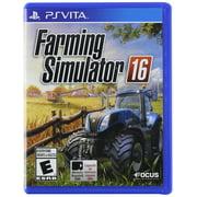 Farming Simulator 16, Maximum Games, PS Vita, 854952003424