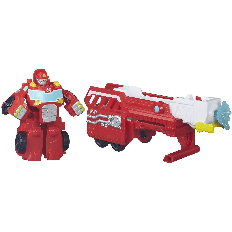 Playskool Heroes Transformers Rescue Bots Hook and Ladder Heatwave by Hasbro