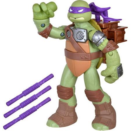 Teenage Mutant Ninja Turtles Donatello Bo-Throwing Flinger ...