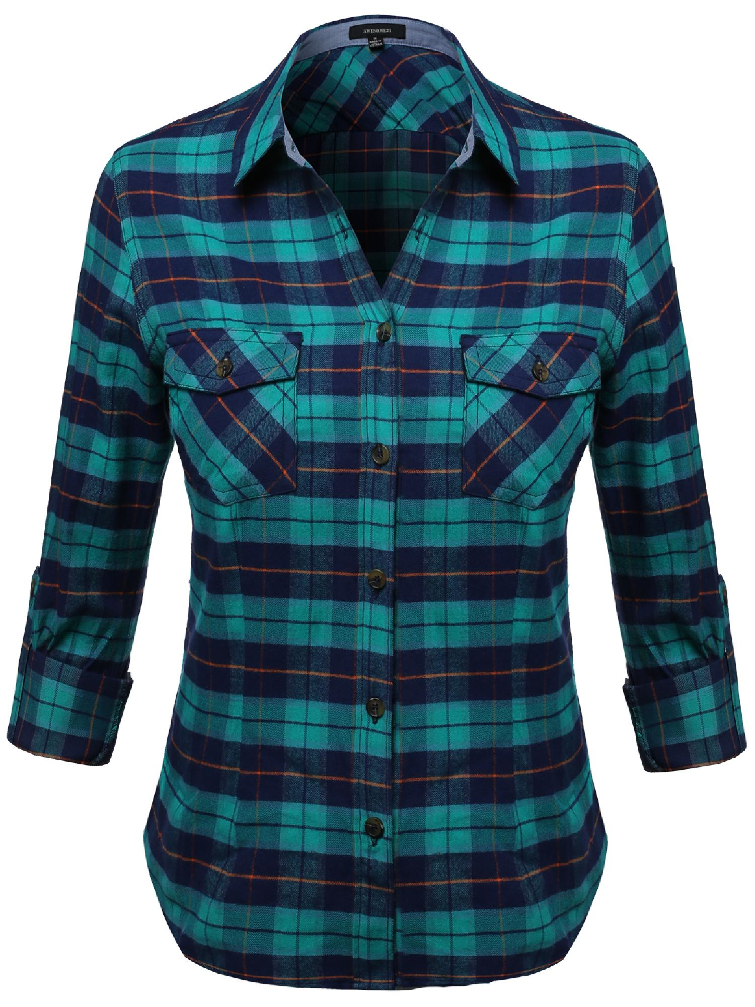 e39ad8874802d Womens Flannel Shirts Walmart – EDGE Engineering and Consulting Limited