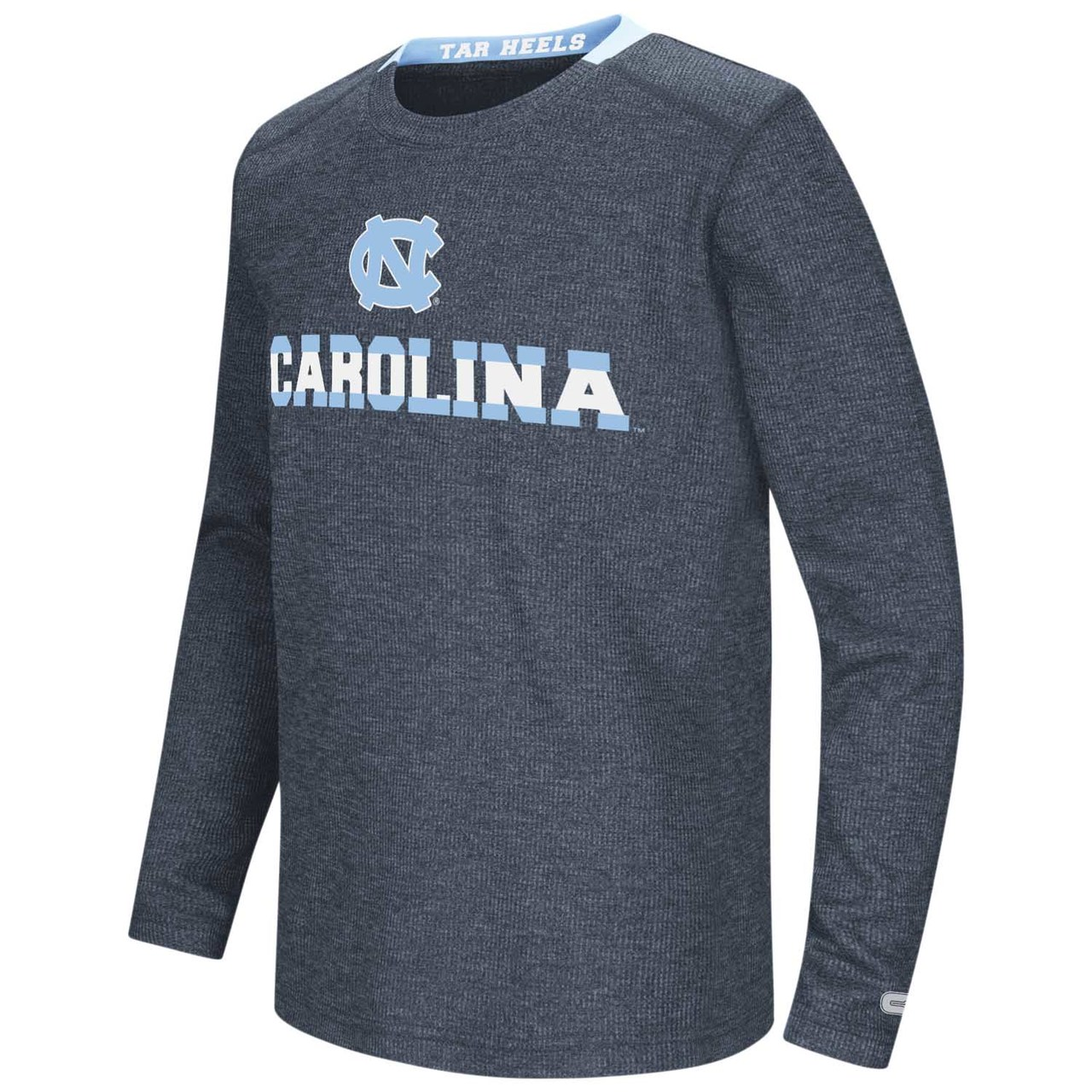 North Carolina Tar Heels Youth NCAA Steff Long Sleeve T-Shirt  - Team Color