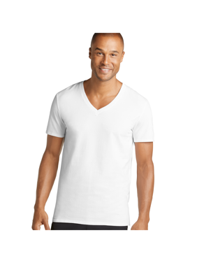 Jockey Life® Maxstretch V-Neck - 2 Pack
