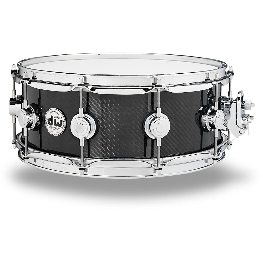 DW Carbon Fiber Snare 14 x 5.5 in. by DW