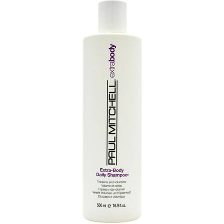 Paul Mitchell Extra Body Daily Shampoo, 16.9 Fl