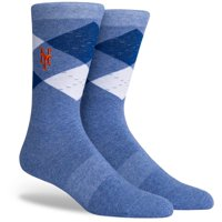 New York Mets Case Crew Socks - Royal