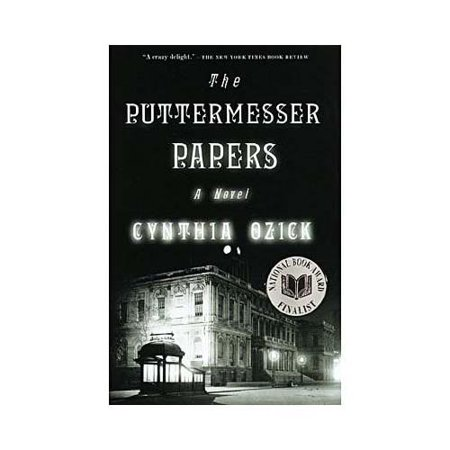 cynthia ozick the puttermesser papers Cynthia ozick's the puttermesser papers was published in 1999 in the uk and short-listed for the impac award (updated apr2018) aka the dublin lit award.