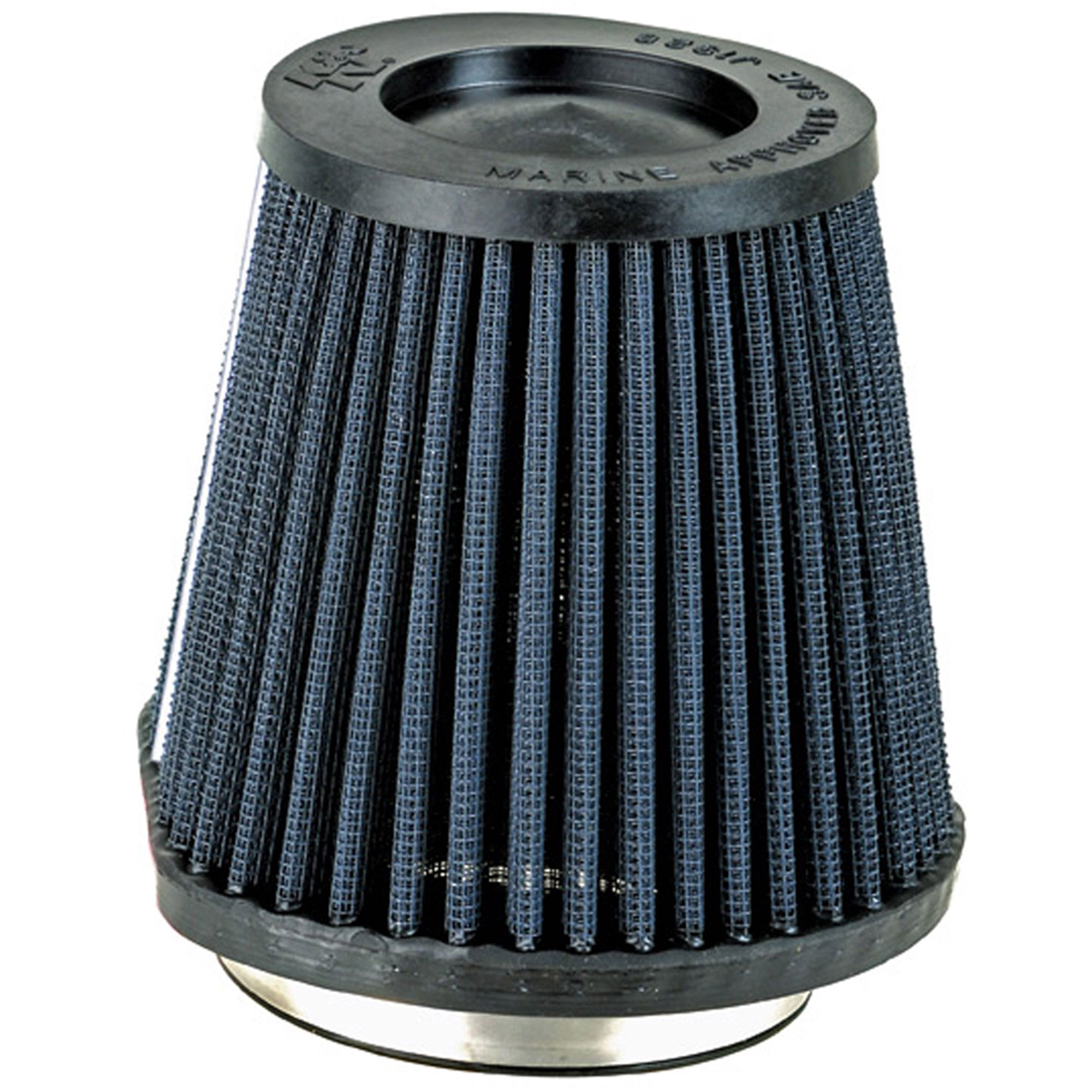 K&N Marine Flame Arrestor - Race Specific, Black # 59-2040RK