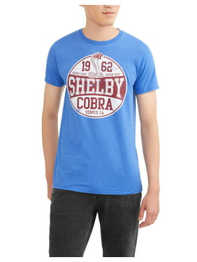 24077a2d Product Image Shelby Cobra Men's Shop Talk Short Sleeve Graphic T-Shirt, up  to Size 2XL