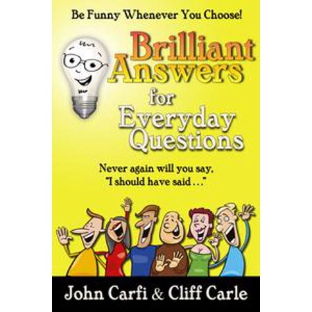 Brilliant Answers for Everyday Questions - eBook (2 Halloween Jokes And Answers)