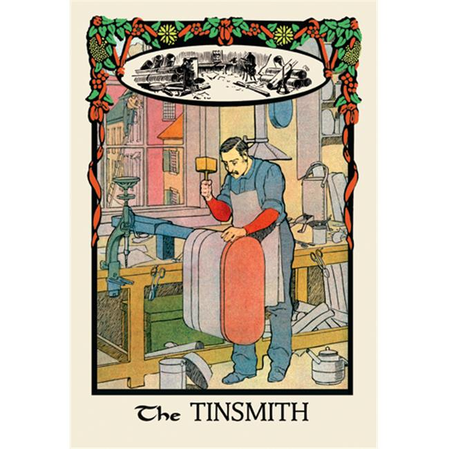 Buy Enlarge 0-587-13595-6P12x18 Tinsmith- Paper Size P12x18