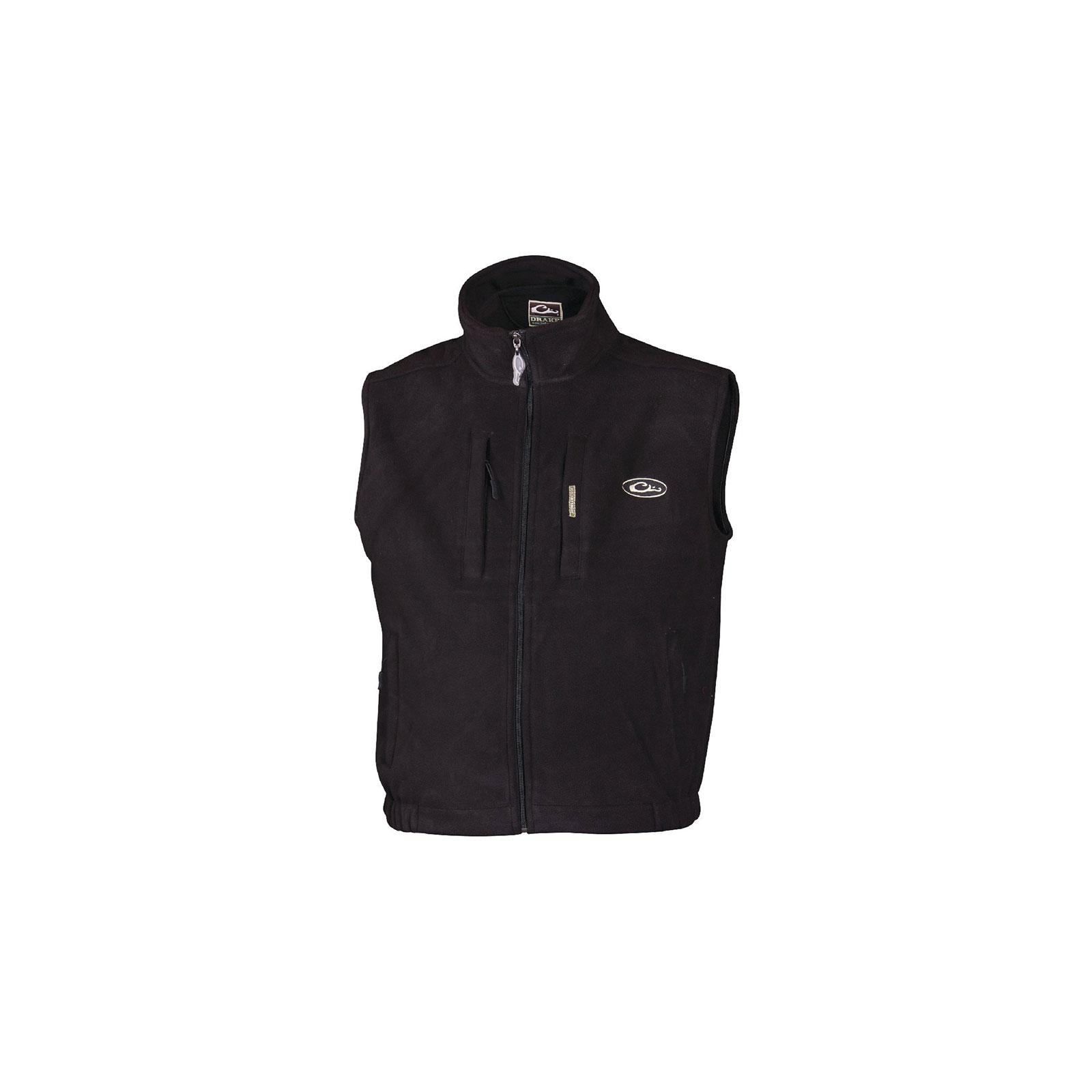 Drake Waterfowl MST Windproof Layering Vest-Solid DW160 by Drake