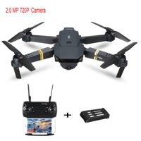 iLH Mallroom E58 2MP W/ 720P Camera WIFI FPV Foldable Selfie Drone RC Quadcopter RTF