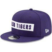 LSU Tigers New Era Multi 9FIFTY Adjustable Snapback Hat - Purple - OSFA